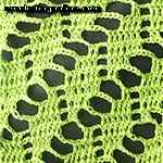 easy lacy crochet stitches Leaves
