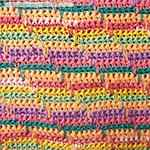 easy crochet patterns Rainbow