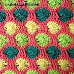 crochet flower pattern Dandelions