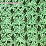 crochet lace patterns free Maple Leaves