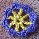 free beginner crochet patterns Wheel