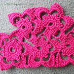 free crochet patterns Bindweed