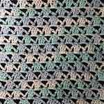 filet crochet pattern Cast iron grate