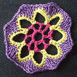 crochet lace patterns Pinwheel