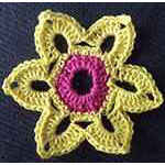 beginner crochet patterns Crocus