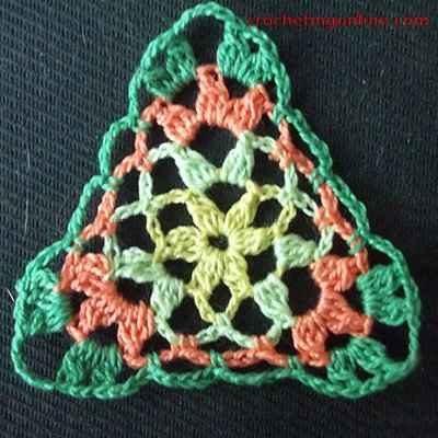 Buttercup crochet stitches