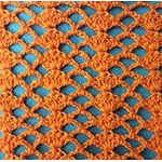 crochet lace pattern Tick Lace