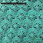 spider lace crochet pattern Sunny
