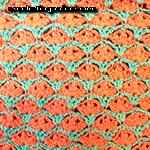 crochet shell stitch instructions Flambeau