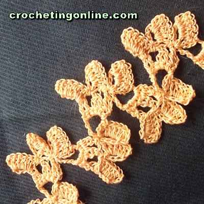 Tape Lace Crochet Patterns