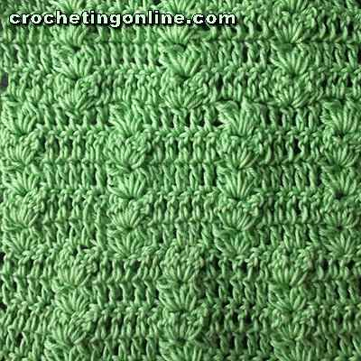 Cereals crochet stitches